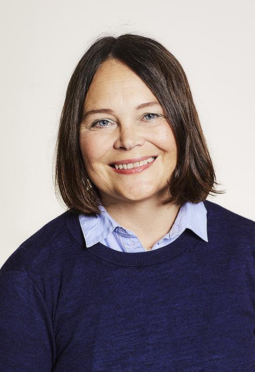 Oili Dahl, vice ordförande för Svensk Sjuksköterskeförening. Foto: Tomas Södergren