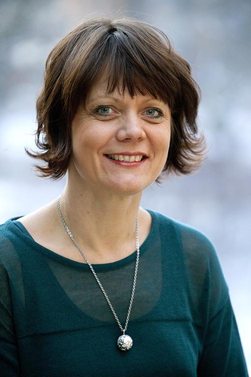 Kristina Vilhelmsson, områdeschef för verksamhetsområde ortopedi, vid SuS i Malmö.