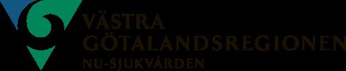 VGR NU-sjukvården logotype